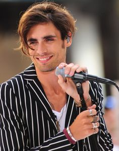 Tyson Ritter. Always be my number 1! Nicest guy ever too! Love him so much