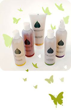 Miessence Certified Organic Healthy Hair Pack.
