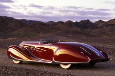 old cars 1930s | ... USA to build modern replicas of 1930s classics - WOT on Motor Trend