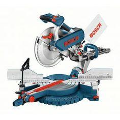 Scie à onglets radiale GCM 12 SD Avec Cadeau : Table de travail pour scies à onglets GTA 2600 Valable jusqu'au 28/03/2014