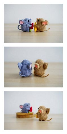 Amigurumi Anfisa The Mouse Free Pattern – Free Amigurumi Patterns Il peut bruit ainsi que Crochet Amigurumi Free Patterns, Crochet Animal Patterns, Stuffed Animal Patterns, Crochet Animals, Free Crochet, Crochet Mouse, Crochet Dolls, Amigurumi Doll, Crochet Projects