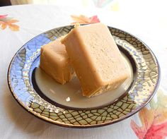 Pumpkin Spice White Chocolate Fudge Homemade by BlackWillowSoaps, $11.00