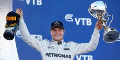 Valtteri Bottas Captures His First Formula 1 Victory in Sochi