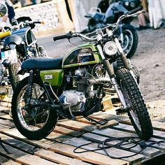 #Honda #CB200 #tracker - Klassik Kustoms