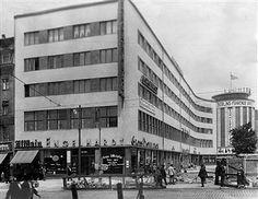 """1930 Die """"Lichtburg"""" am Gesundbrunnen"""