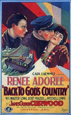 Back to God's Country 1927-1A3