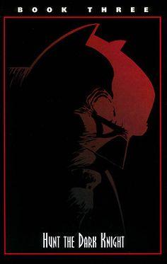 Hunt the Dark Knight by Frank Miller