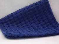 Traci Knits: Basket Rib Hand Towel - FREE Pattern