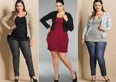 Resultado de imagem para moda feminina PLUS SIZE Moda Feminina Plus Size, Looks Plus Size, Bermuda Shorts, Capri Pants, Chic, Women, Style, Fashion, Plus Size Girls