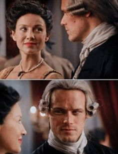 Outlander Tv Series, Jamie And Claire, Sam Heughan, Beautiful, Books