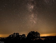 """Check out new work on my @Behance portfolio: """"waiting for perseids""""…"""