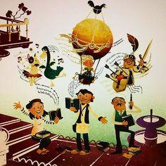 Poets #ilustration #illustrator #carlosaraujoillustrator #ilustração #ilustracion #bookillustration #childrenillustration #freelance #freelanceillustrator #instagood #artistoninstagram #illustrationgram #instart #poetry #poet #poeta