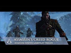 Assassin's Creed Rogue Assassin Hunter Gameplay Trailer [North America] - YouTube