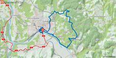 [Nièvre] Rando des ducs 2016 - 42 km Au départ de la Jonction, on emprunte les bords de Loire jusqu'au Bourdy (près d'Imphy).  De là, on part dans les bois de Sauvigny-les-Bois, puis direction Montigny-aux-Amognes, le Pont-Saint-Ours et on rentre dans Nevers par Coulanges-lès-Nevers en visitant le vieux Nevers et retour à la Jonction.  Parcours très roulant.