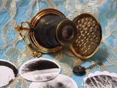 Picture of Pocket Watch Pinhole Camera