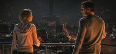 Cinema no Escurinho: Jennifer Lawrence e Chris Pratt não conseguem salv...