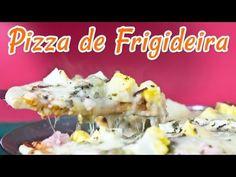 Pizza de Frigideira - Receitas de Minuto #60