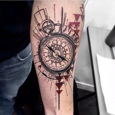 "2,622 curtidas, 15 comentários - EQUILATTERA (@equilattera) no Instagram: ""Tattoo by @koittattoo ___ www.EQUILΔTTERΔ.com ___ #Equilattera"""