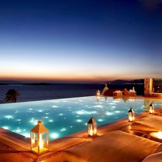One Of The Best Pools In The World - http://www.bill-coo-hotel.com/facilities-design-hotel-mykonos.php