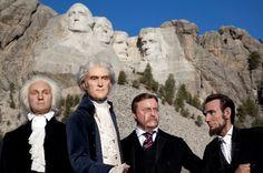 Президенты горы Рашмор