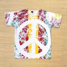 Espalhe a paz com nossas camisetas unissex  Por apenas R$ 4990 e frete grátis para compras acima de R$ 15000  Garanta a sua pelo nosso Whatsapp: 13982166299  #modaetnica #rasta #peace #paz #hippie #