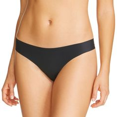 Women's Laser Cut Thong