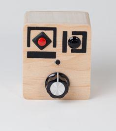 Voice Recorder - Silvernose $27.99 @RichardUpchurch #toys #children #wood