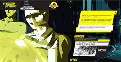 X3 studio internship website design