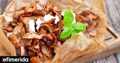 Dessert Recipes, Desserts, Food Art, Tacos, Mexican, Yummy Food, Chicken, Ethnic Recipes, Greek