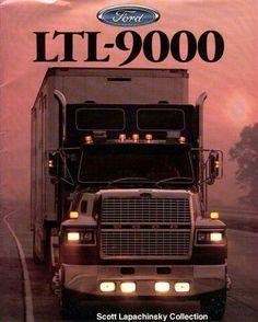 Ford LTL 9000 ad
