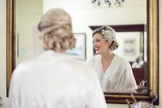 Upstyles for Blonde Brides