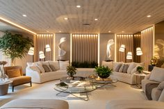 You are a divine being. You matter you count. You come from realms of unimaginable power and light and you will. Sofa Design, Living Room Grey, Living Room Decor, Modern Interior Design, Interior Architecture, Lounge Lighting, Sala Grande, Lobby Design, Interior Decorating