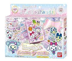 Tamagotchi Ps Perfect Secret Pocket Notebooks (japan import)