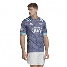 Maillot Rugby Away Hurricanes 2020 / adidas Super Rugby, Adidas Logo, Boutique, Mens Tops, T Shirt, Fashion, Rugby Men, Supreme T Shirt, Moda