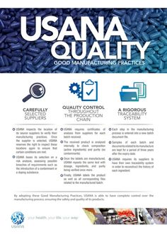 Usana quality true health, health care, health and wellness, health and safety, Health And Safety, Health And Wellness, Health Care, Usana Vitamins, Healthcare Quotes, True Health, Nutrition Drinks, Good Manufacturing Practice, Nutritional Supplements