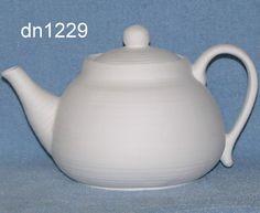 dn1229 - Pottery Tea Pot- annsceramics