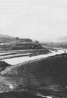 Aftermath of the Great Sheffield Flood. 11 March 1864.