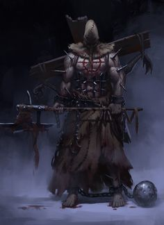 Cursed sinner, Kwon JaeKyung on ArtStation at https://www.artstation.com/artwork/64d1V
