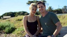 HOME and Away Samara and Johnny
