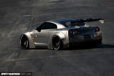 Defining The Niche: The Liberty Walk GT-R Love the #GTR or anything #JDM? We do too! Check us out at www.Rvinyl.com!