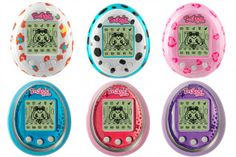 Tamagotchi...OMG! I had one of these! Good Times!