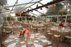 Reception at the Old Warson Country Club | Photography: Rob Westrich Photography | Wedding Planner: Cosmopolitan Events