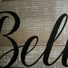 Custom Wood Signs, Living Room Sign, Custom Bedroom Sign, Custom Kitchen  Sign, Farmhouse Sign, Custom Restaurant Sign, Custom Specialty Shop