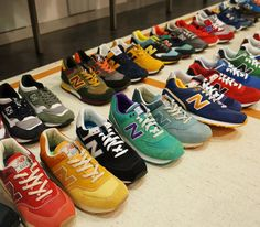 All about the New Balance
