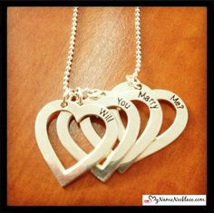 Will U Marry Me  Necklace