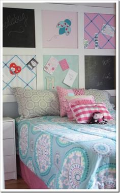 Mine and Sasa's new project we are going to make her headboard....