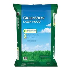 GreenView Lawn Food, 48 lb., 2131177 Aquaponics Diy, Hydroponics, Aquaponics Greenhouse, How To Get Rid, How To Apply, Lawn Care Tips, Lawn Service, Green Lawn, Getting Things Done