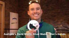 Silver Medalist Headed for Breakfast