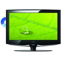 Coby TFDVD2395 23-Inches 1080p LCD High-Definition Television DVD Combo - Black 23 inch diagonal TFT LCD widescreen HDTV (1080p). Integrated slot-loading DVD player upconverts DVD video to near-HD quality. DVD, DVD±R/RW, CD, CD-R/RW, and JPEG compatible. Plays digital media directly from USB flash drives and SD cards. Built-in digital TV tuner (ATSC/NTSC/QAM).