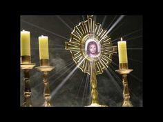 A presença de Jesus na Eucaristia - YouTube